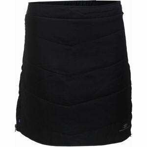 2117 KLINGA  XS - Dámská krátká prošívaná sukně