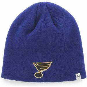 47 NHL St Louis Blues Beanie modrá UNI - Zimní čepice