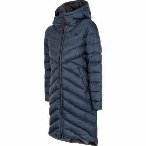 4F WOMEN´S JACKET tmavě modrá XL - Dámský kabát