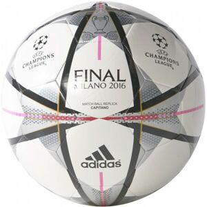 adidas FINMILANO CAP bílá 5 - Fotbalový míč