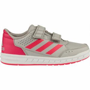 adidas ALTASPORT CF K bílá 5.5 - Sportovní dětská obuv