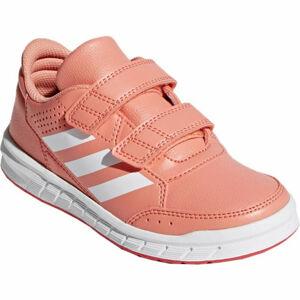 adidas ALTASPORT CF K oranžová 5 - Sportovní dětská obuv