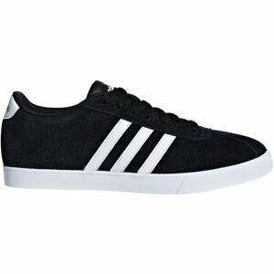 adidas COURTSET černá 7.5 - Dámské tenisky