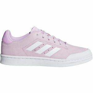 adidas COURT 70S světle růžová 4.5 - Dámská volnočasová obuv