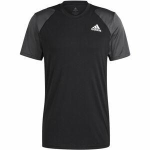 adidas CLUB TENNIS T-SHIRT  S - Pánské tenisové tričko