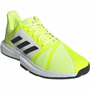 adidas COURTJAM BOUNCE M  9 - Pánská tenisová obuv