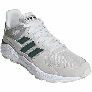 adidas CRAZYCHAOS tmavě šedá 10 - Pánská volnočasová obuv