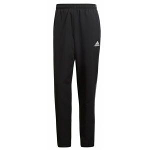 adidas CORE18 PRE PNT černá L - Fotbalové pánské kalhoty