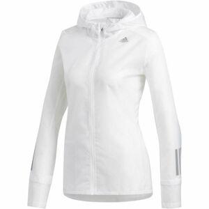 adidas RESPONSE JACKET bílá L - Dámská sportovní bunda