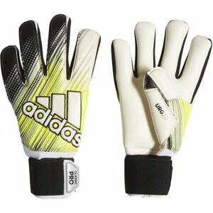 adidas CLASSIC PRO  10 - Pánské brankářské rukavice