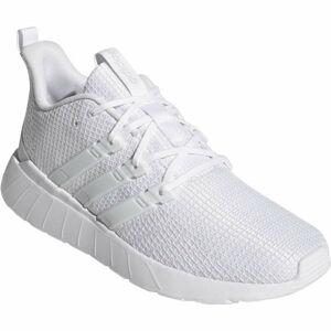 adidas QUESTAR FLOW bílá 6.5 - Pánská vycházková obuv