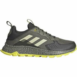 adidas RESPONSE TRAIL šedá 12 - Pánská trailová obuv