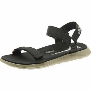 adidas COMFORT SANDAL tmavě šedá 6 - Univerzální sandály