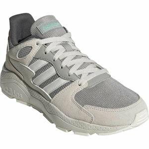 adidas CRAZYCHAOS šedá 5 - Dámská volnočasová obuv