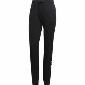 adidas ESSENTIALS LINEAR PANT černá XS - Dámské kalhoty