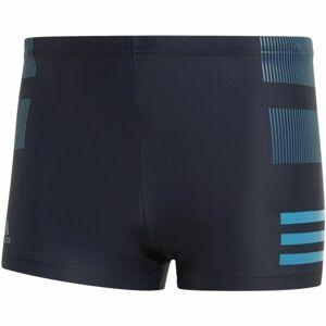 adidas INF III CB BX tmavě modrá 6 - Pánské plavky