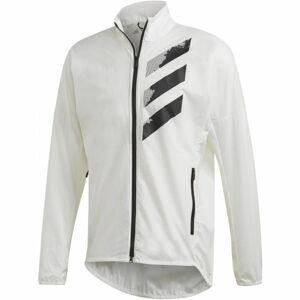 adidas AGR WIND J bílá L - Pánská sportovní bunda