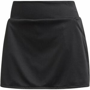 adidas CLUB SKIRT černá L - Dámská sportovní sukně