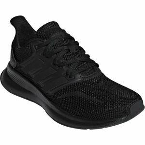 adidas RUNFALCON K černá 4 - Dětská běžecká obuv