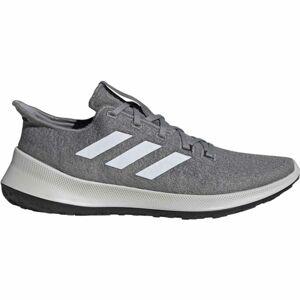 adidas SENSEBOUNCE+ šedá 8 - Pánská běžecká obuv