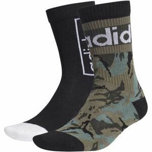 adidas CREW GR 2PP  35-38 - Ponožky