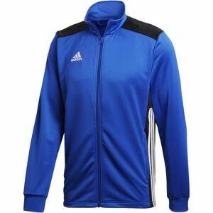adidas REGI18 PES JKT modrá XL - Pánská fotbalová bunda