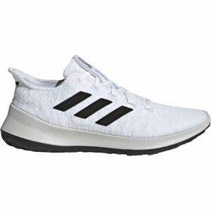 adidas SENSEBOUNCE+ W bílá 4 - Dámská běžecká obuv