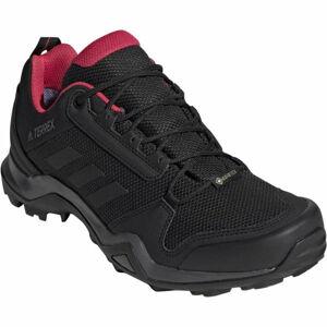 adidas TERREX AX3 GTX W černá 7.5 - Dámská outdoorová obuv