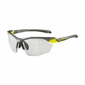Alpina Sports TWIST FIVE HR VL+ šedá NS - Unisex sluneční brýle