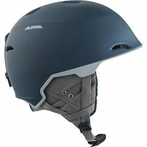 Alpina Sports MAROI modrá 61/64 - Unisex lyžařská helma