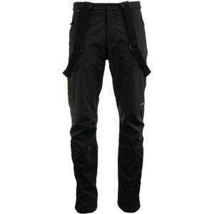 ALPINE PRO AMID 2 černá XL - Pánské lyžařské kalhoty