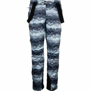 ALPINE PRO ARKA šedá XL - Dámské lyžařské kalhoty