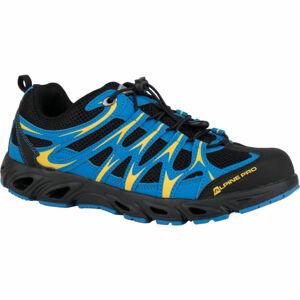 ALPINE PRO CLEIS modrá 42 - Pánská sportovní obuv