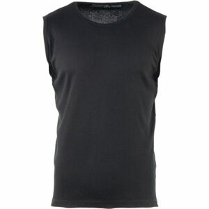 ALPINE PRO DUX černá L - Pánské triko