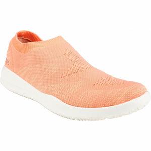 ALPINE PRO ERINA oranžová 39 - Dámská sportovní obuv