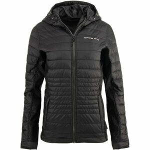 ALPINE PRO FARGO 3 černá S - Dámská bunda