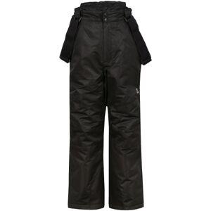 ALPINE PRO FUDO černá 128-134 - Dětské kalhoty
