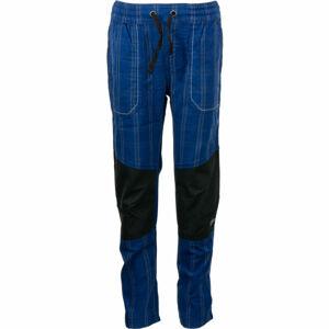 ALPINE PRO RAANO tmavě modrá 116-122 - Dětské kalhoty
