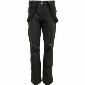 ALPINE PRO YMA černá L - Dámské kalhoty