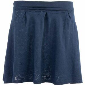 ALPINE PRO XYLANA 2 tmavě modrá M - Dámská sukně