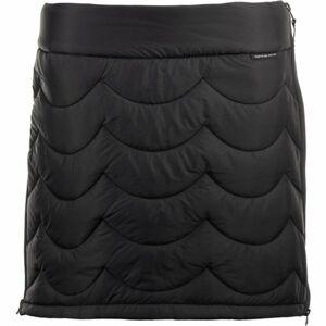 ALPINE PRO MARIELLA černá XL - Dámská sukně