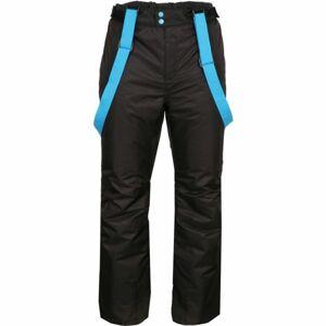 ALPINE PRO MANT černá L - Pánské lyžařské kalhoty