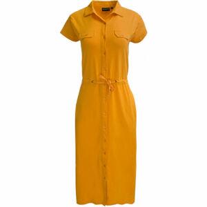 ALPINE PRO MELIFA  XS - Dámské šaty