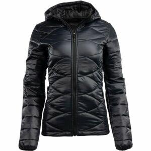 ALPINE PRO NELSONA 2 černá L - Dámská zimní bunda