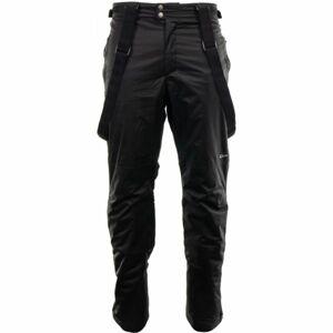 ALPINE PRO YABUN 4 černá XXL - Pánské zimní kalhoty