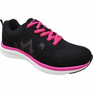 Arcore NICOLAS černá 32 - Dívčí běžecká obuv
