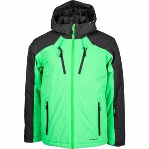 Arcore AXEL zelená XXL - Pánská lyžařská bunda