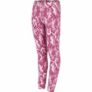 Arcore KILIAN růžová 116-122 - Dětské termo kalhoty
