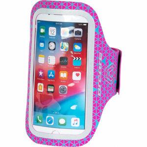 Arcore PHONE JOG modrá NS - Sportovní pouzdro na mobil