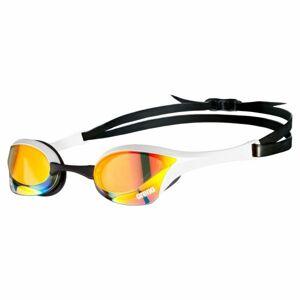Arena COBRA ULTRA SWIPE MIRROR bílá NS - Plavecké brýle